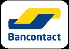 Moyens de paiement : bancontact