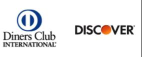 Mode de paiement : diners club discover
