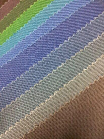 Tissu polyester/coton ou diolen