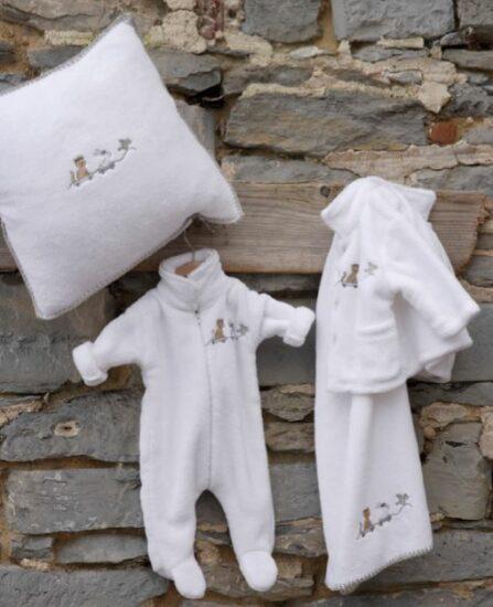 Ensemble puériculture pour la nuit de bébé