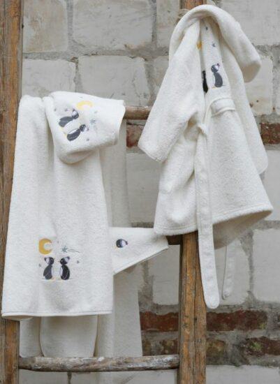 Ensemble petits pingouins pour bébé