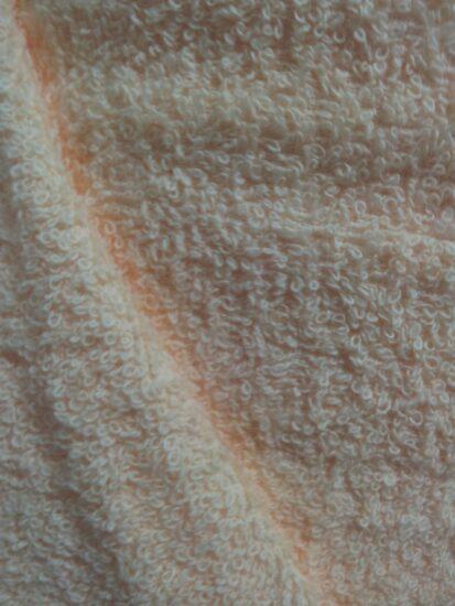 Tissu: coton éponge