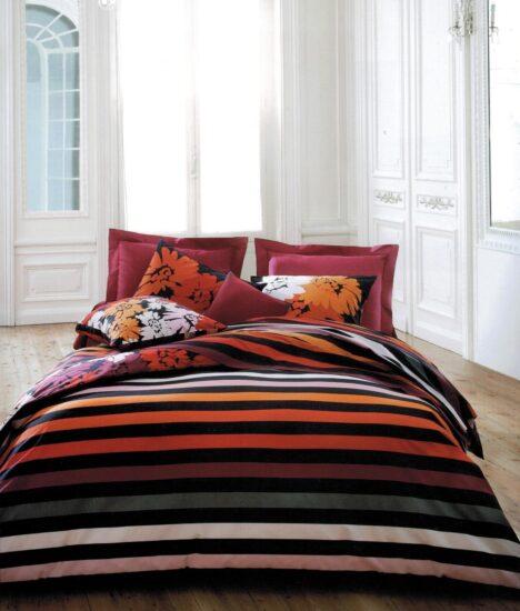 Linge de lit rêves épicés coton
