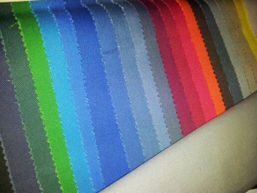 Tissu au mètre : mixte polyester/coton