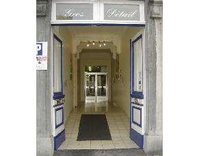Porte d'entrée des Ets Vrancken srl Verviers