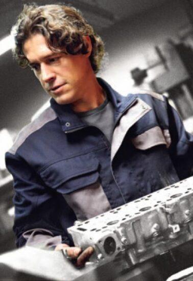 vêtements de travail industrie