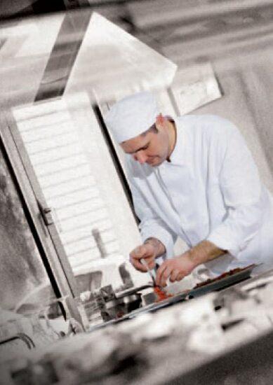 vetement travail cuisine